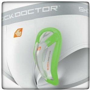 Shock Doctor CORE BRIEF WITH BIO-FLEX CUP-XXS